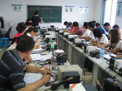 永州江华县电工哪个学校较好